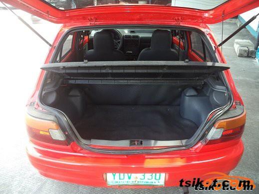 Toyota Sienna 1998 - 4