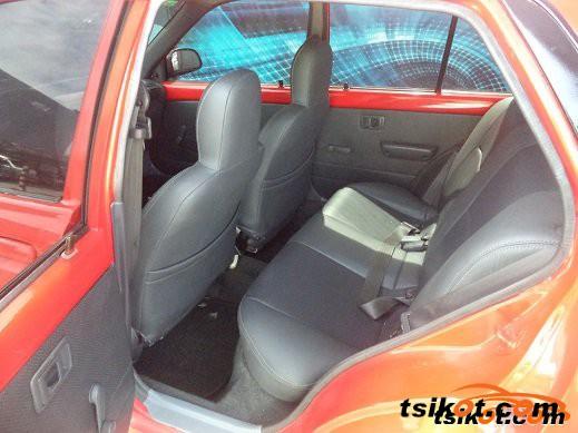 Toyota Sienna 1998 - 5
