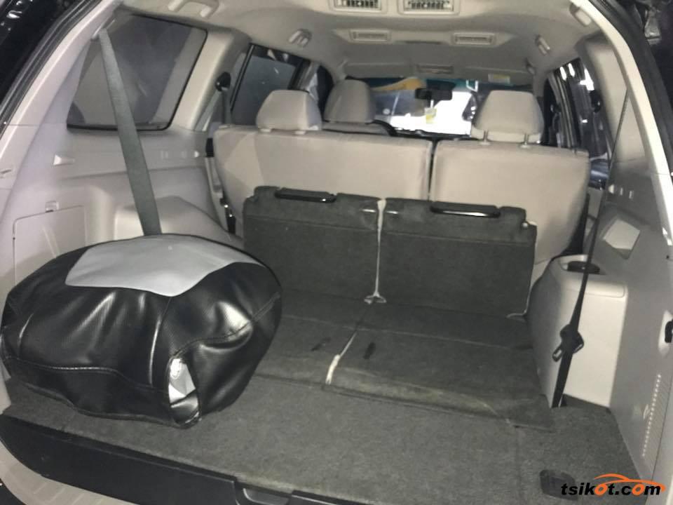 Mitsubishi Montero 2012 - 7