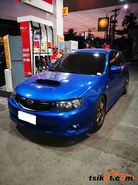 Subaru Wrx 2008 - 2