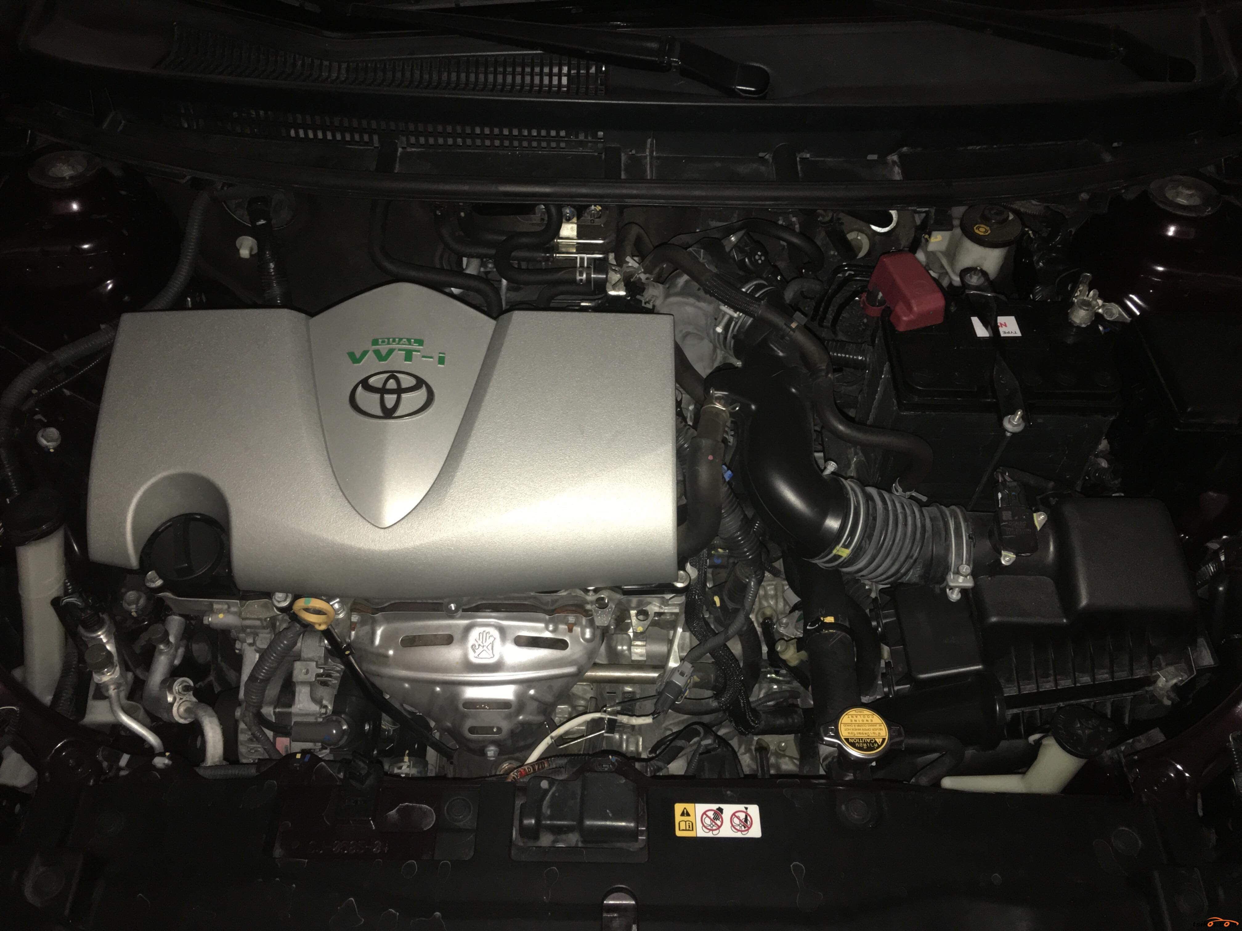 Toyota Vios 2017 - 10