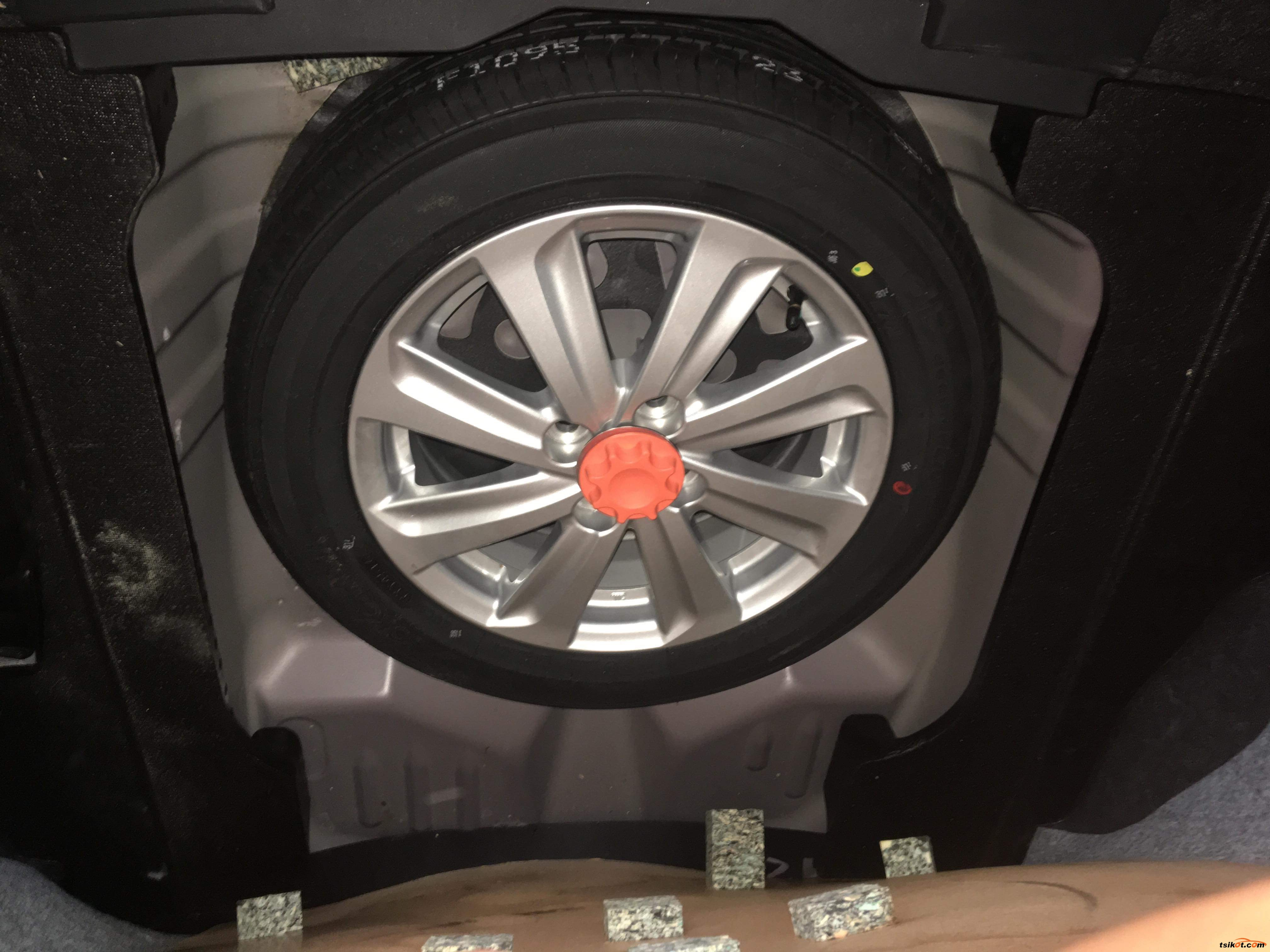 Toyota Vios 2017 - 9