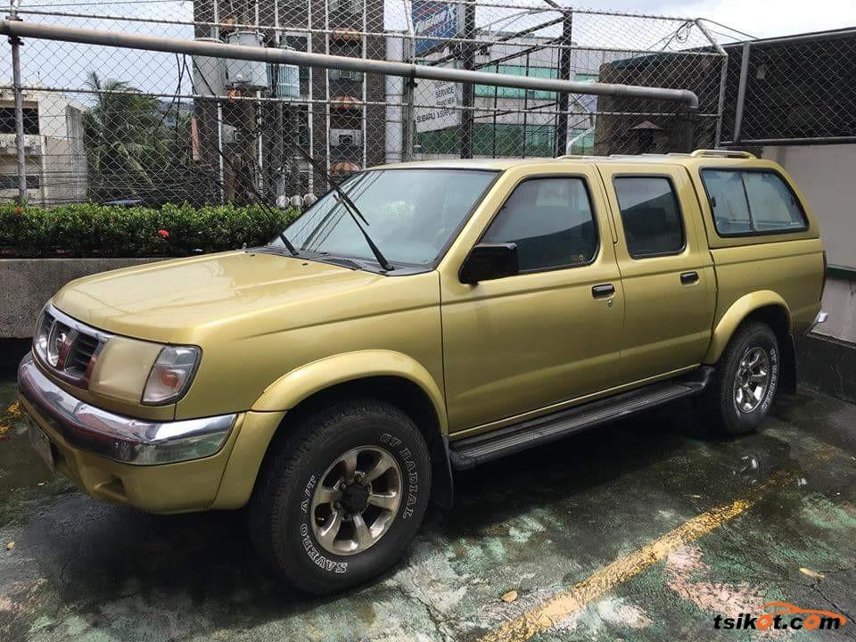 Nissan Frontier 2002 - 4