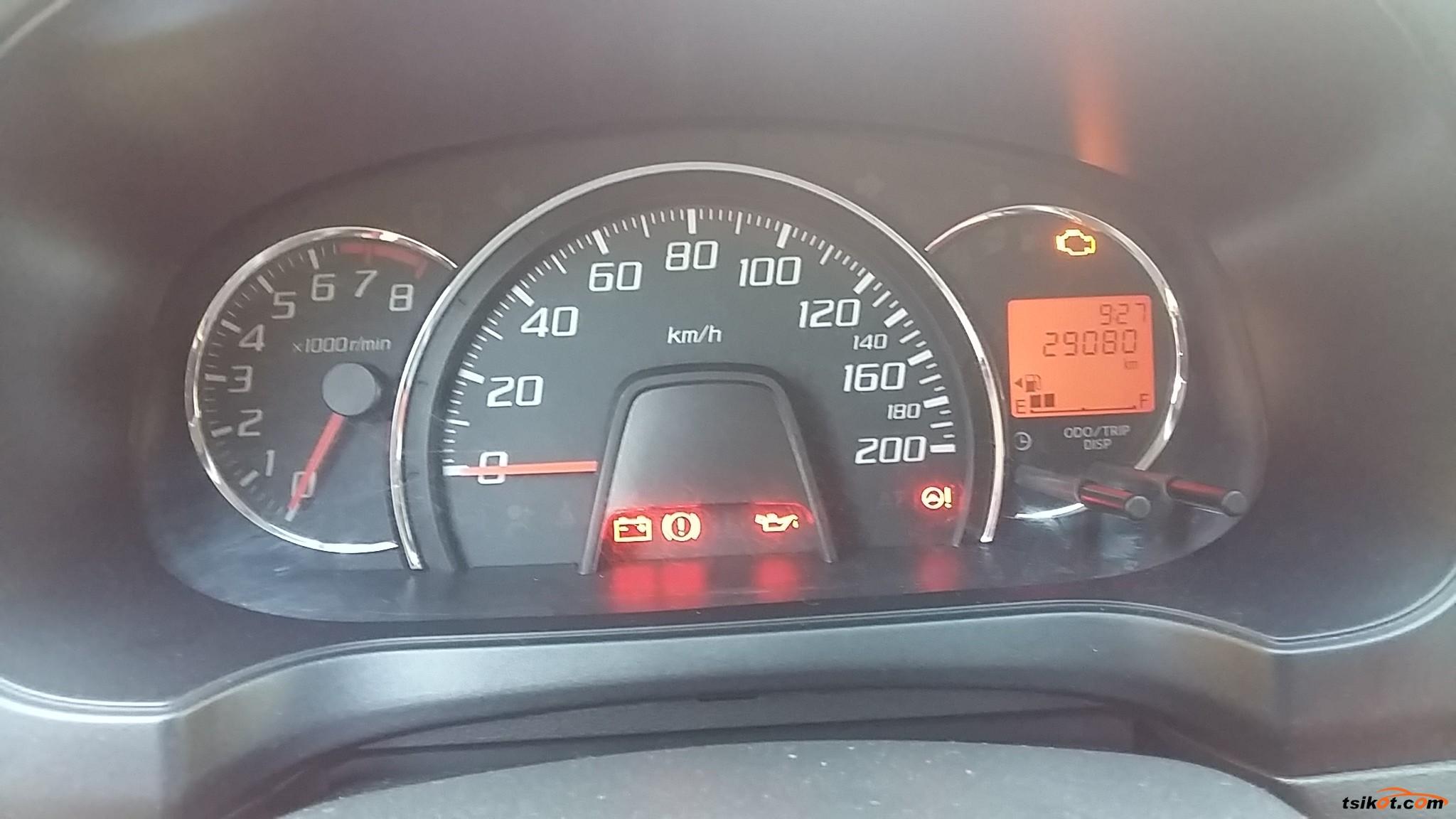 Toyota Wigo 2016 - 9