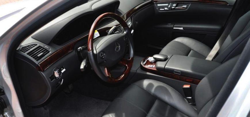 Mercedes-Benz S-Class 2014 - 3
