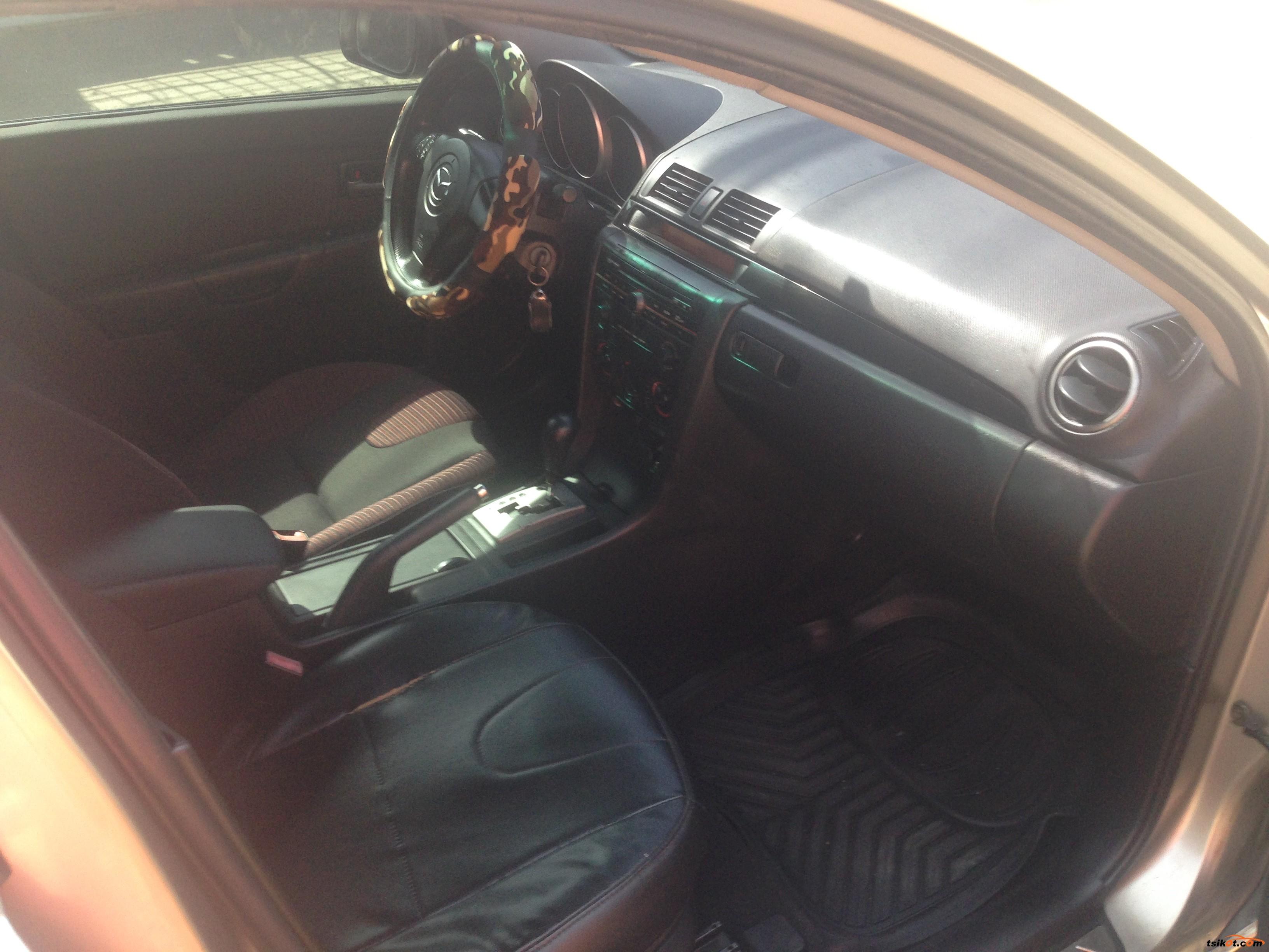Mazda 3 2005 - 10