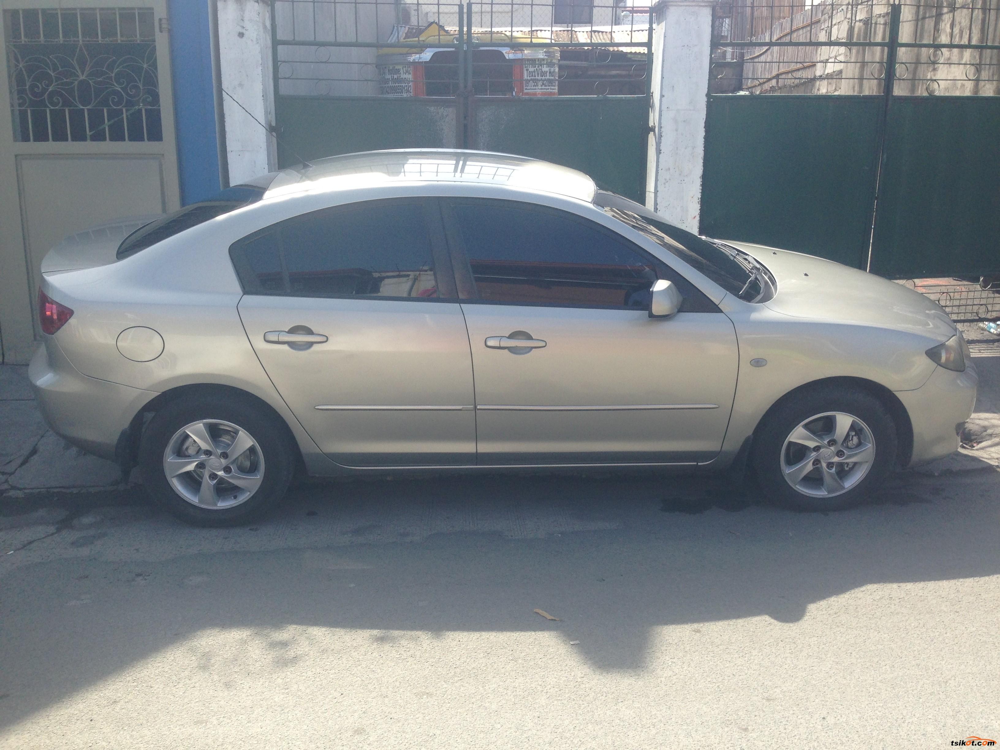 Mazda 3 2005 - 3