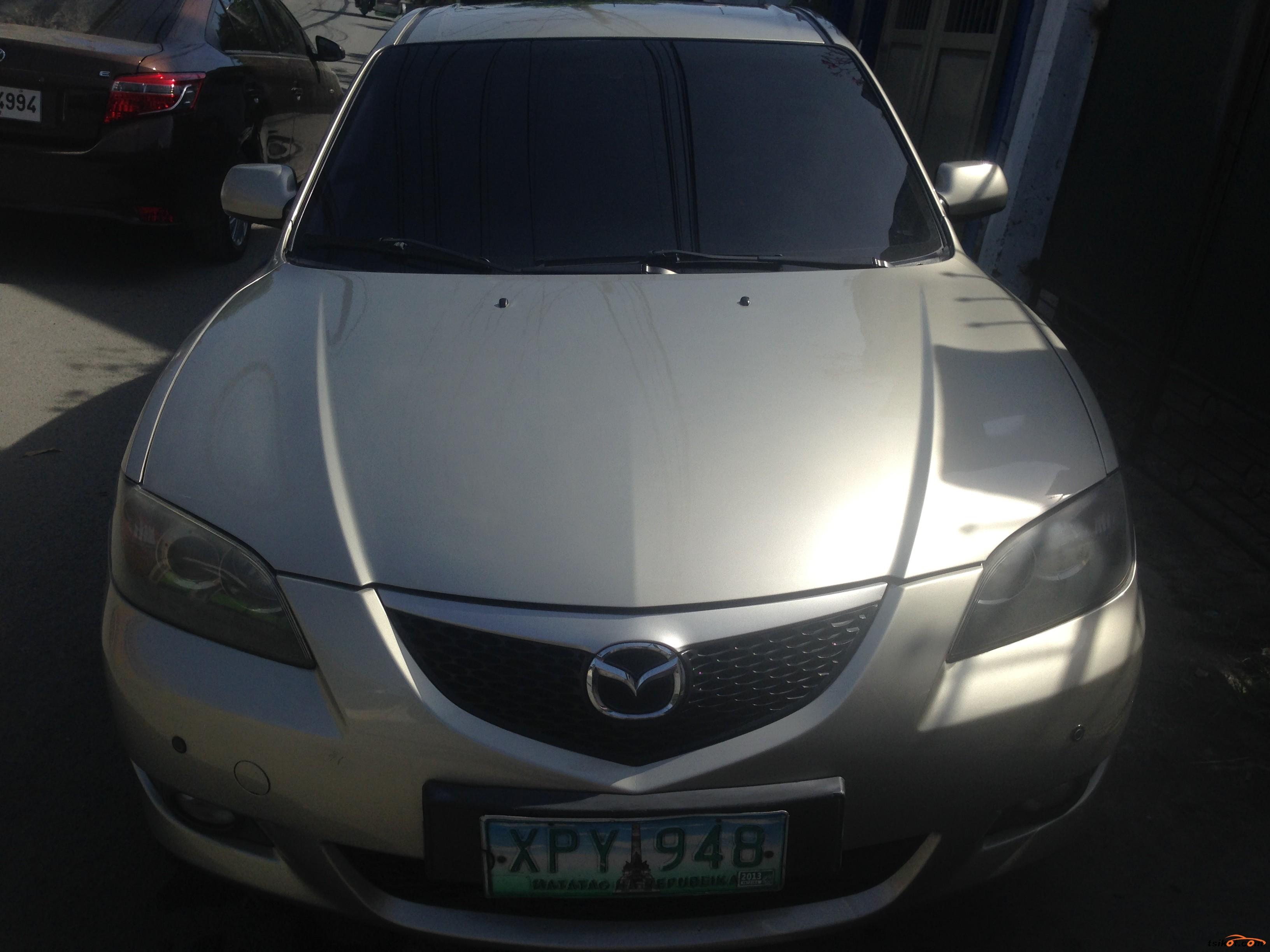 Mazda 3 2005 - 4
