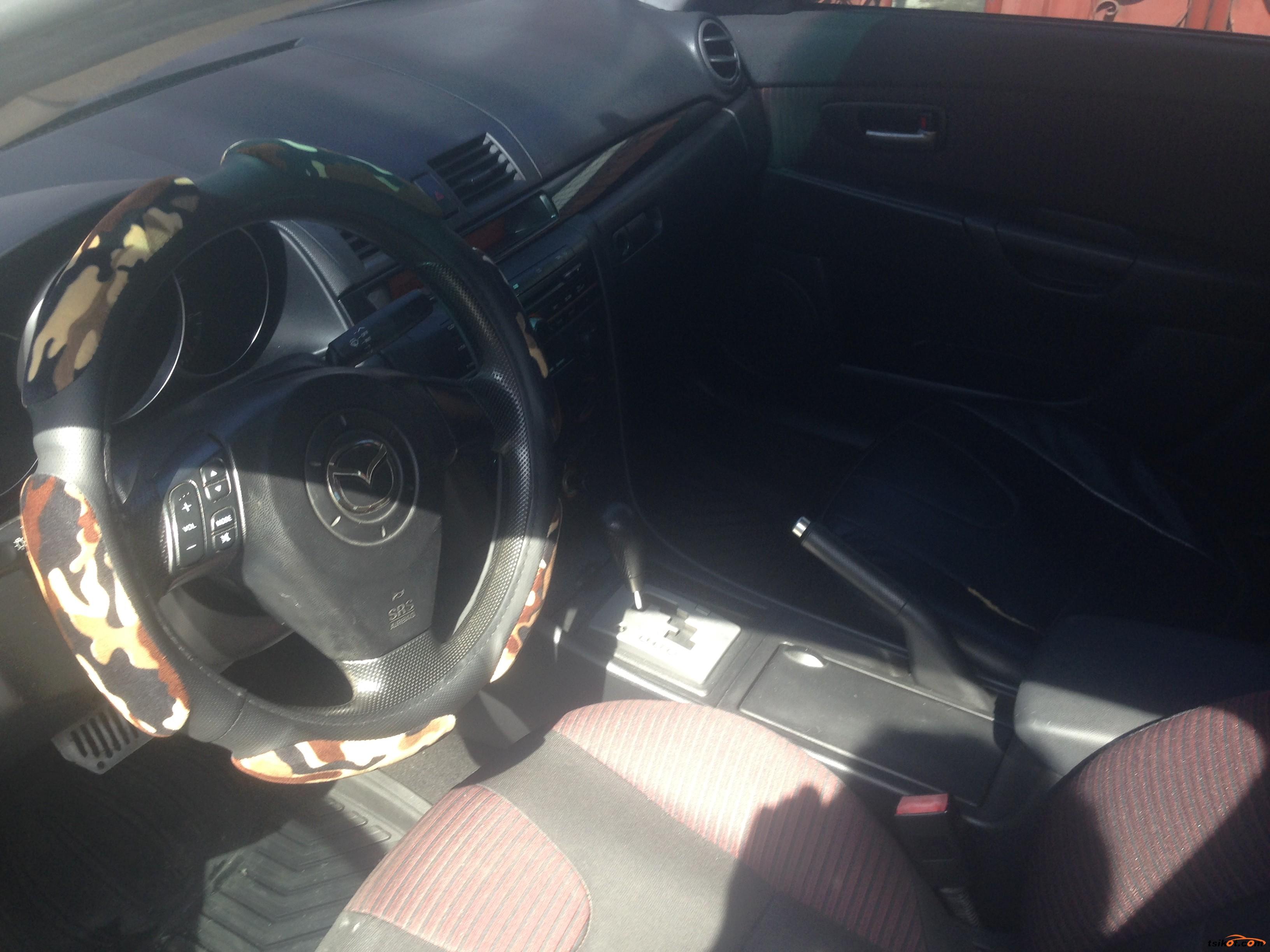 Mazda 3 2005 - 9