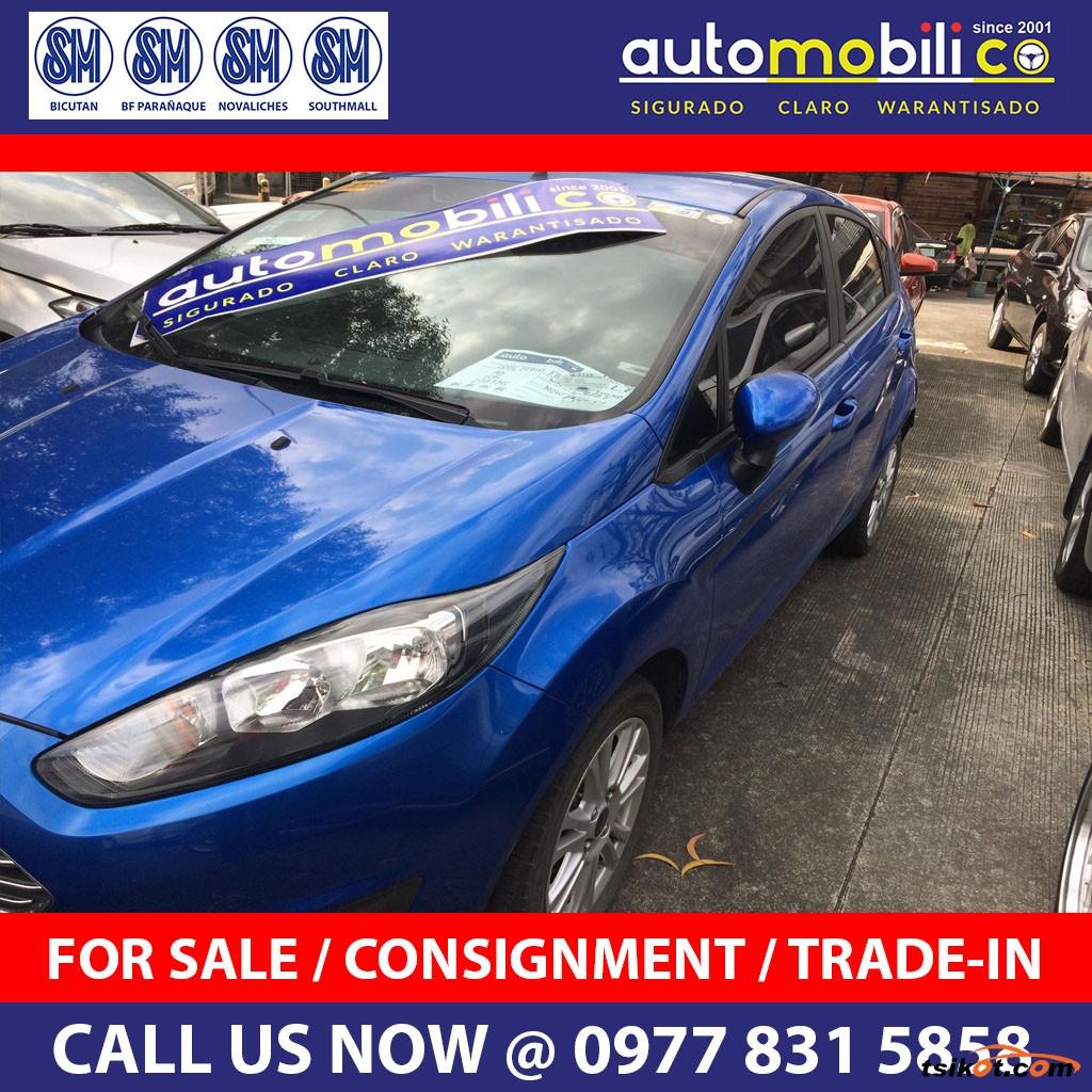 Ford Fiesta 2015 - 2