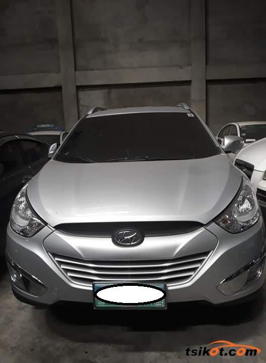 Hyundai Tucson 2011 - 5