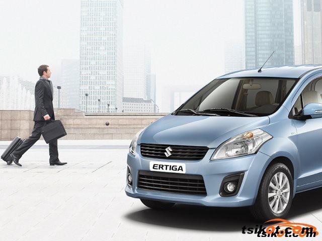 Suzuki Ertiga 2014 - 2