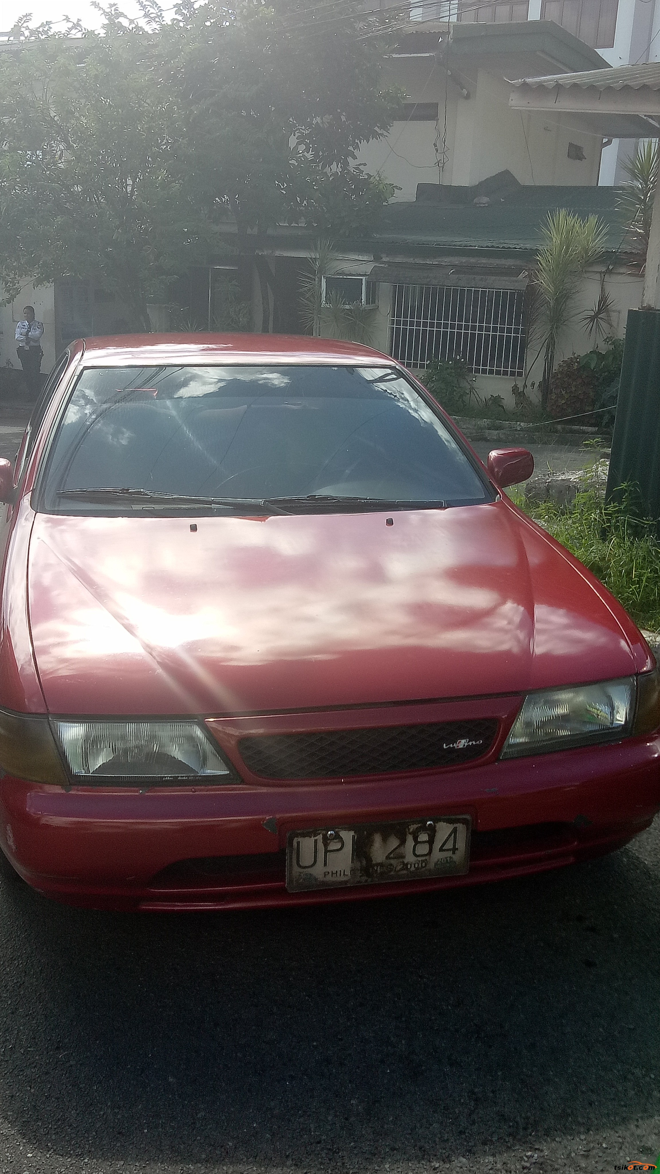 Nissan Sentra 1997 - 6