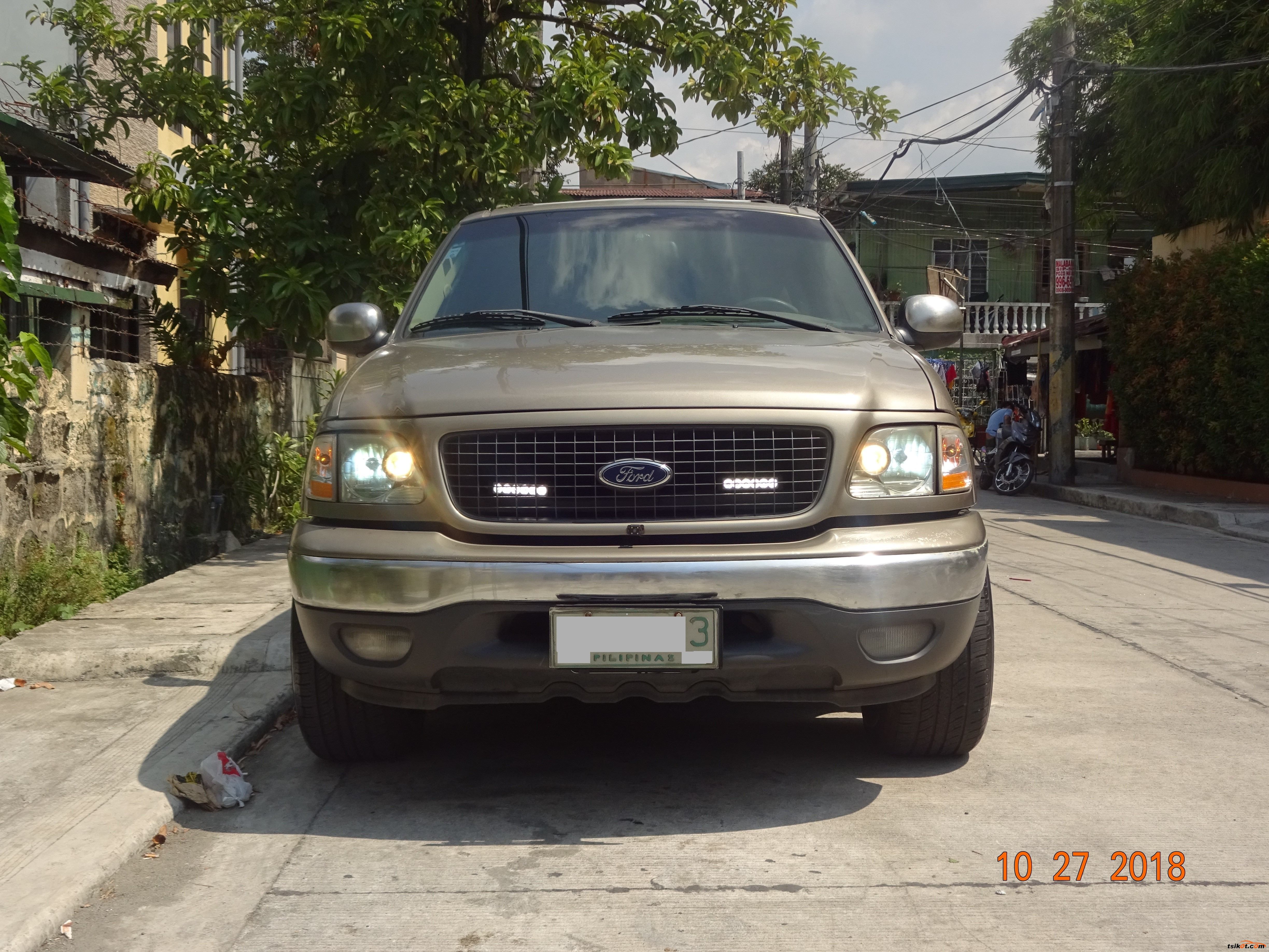 Ford Expedition 2001 - 7