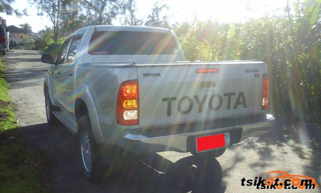 Toyota Hilux 2007 - 5