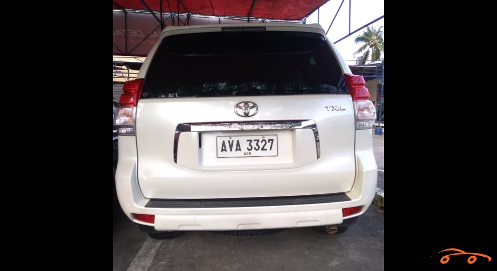Toyota Land Cruiser 2013 - 2