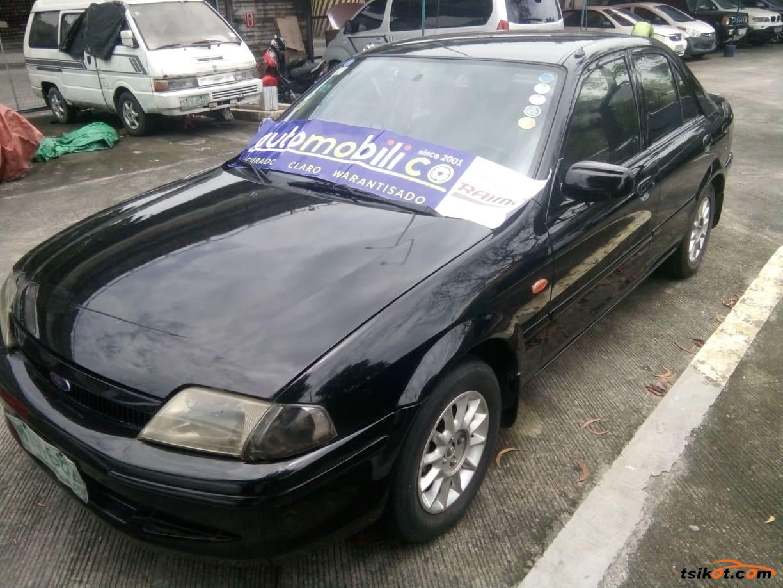 Toyota Corolla 2002 - 5
