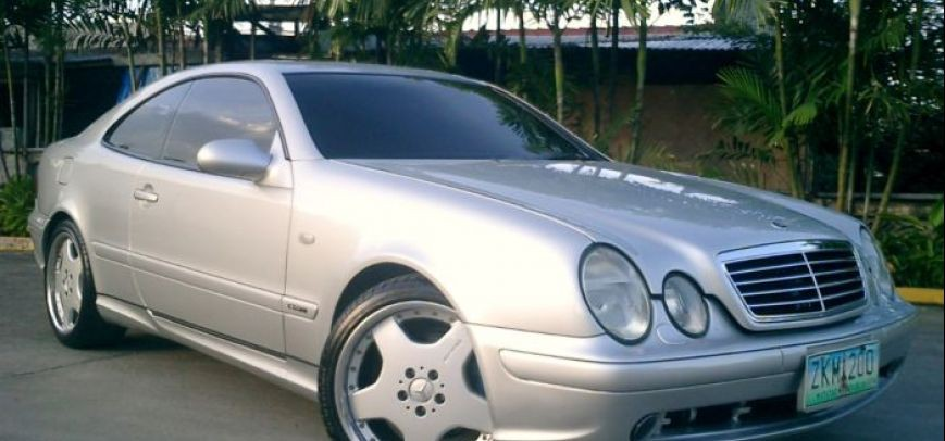Mercedes-Benz Clk 2000 - 1