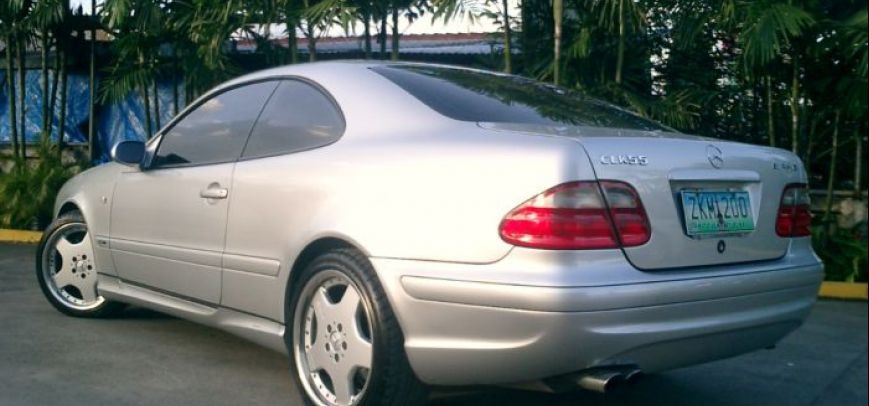 Mercedes-Benz Clk 2000 - 2