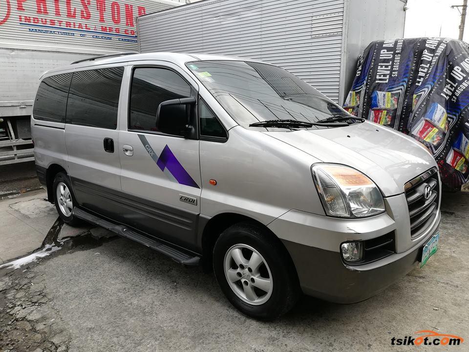Hyundai Starex 2006 - 1