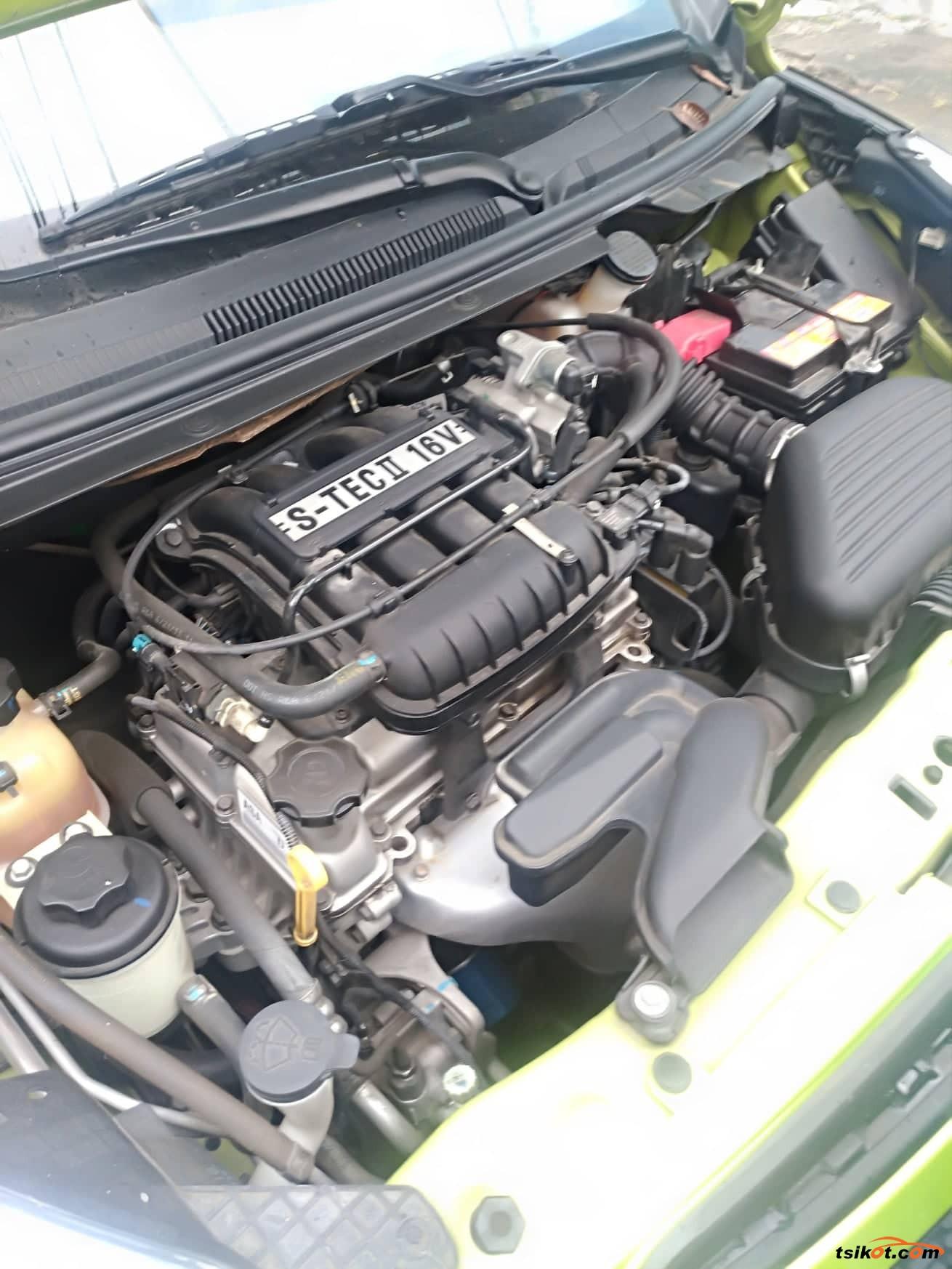 Chevrolet Spark 2011 - 10