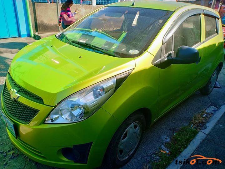 Chevrolet Spark 2011 - 5