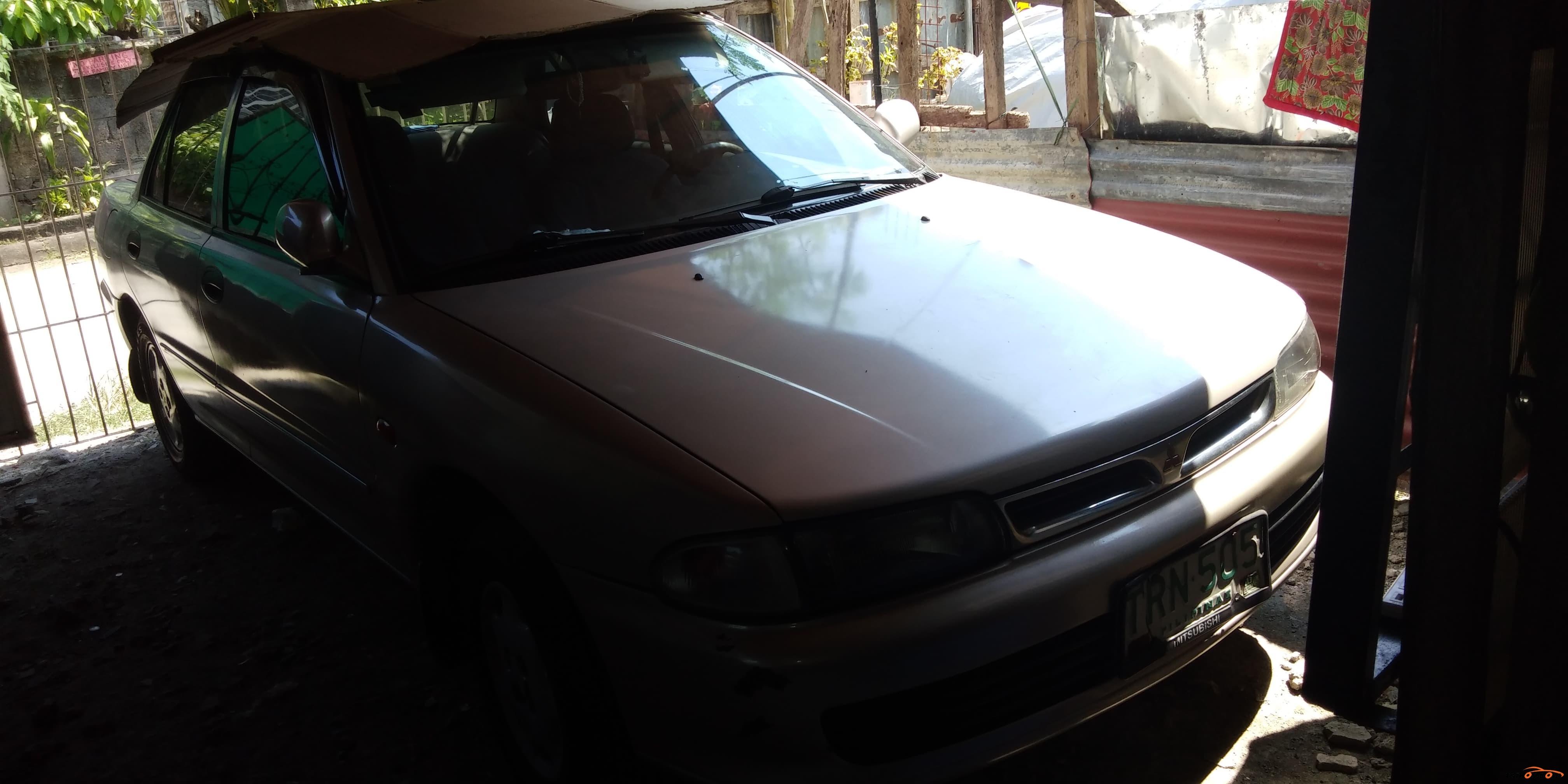 Mitsubishi Lancer 1992 - 2