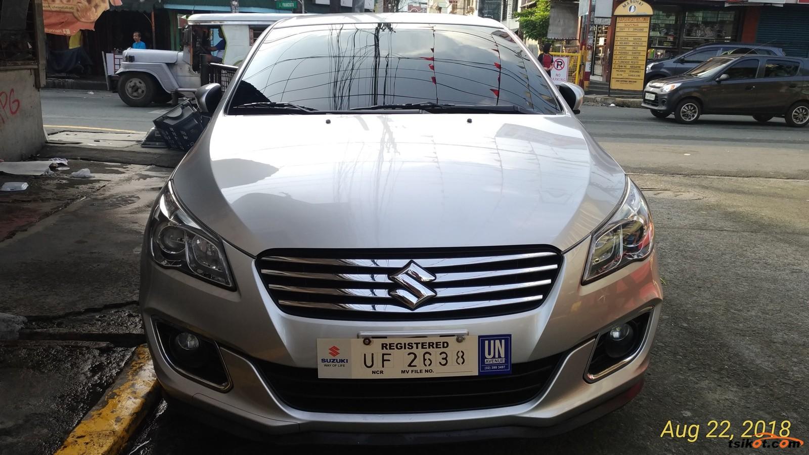 Suzuki Ciaz 2017 - 1