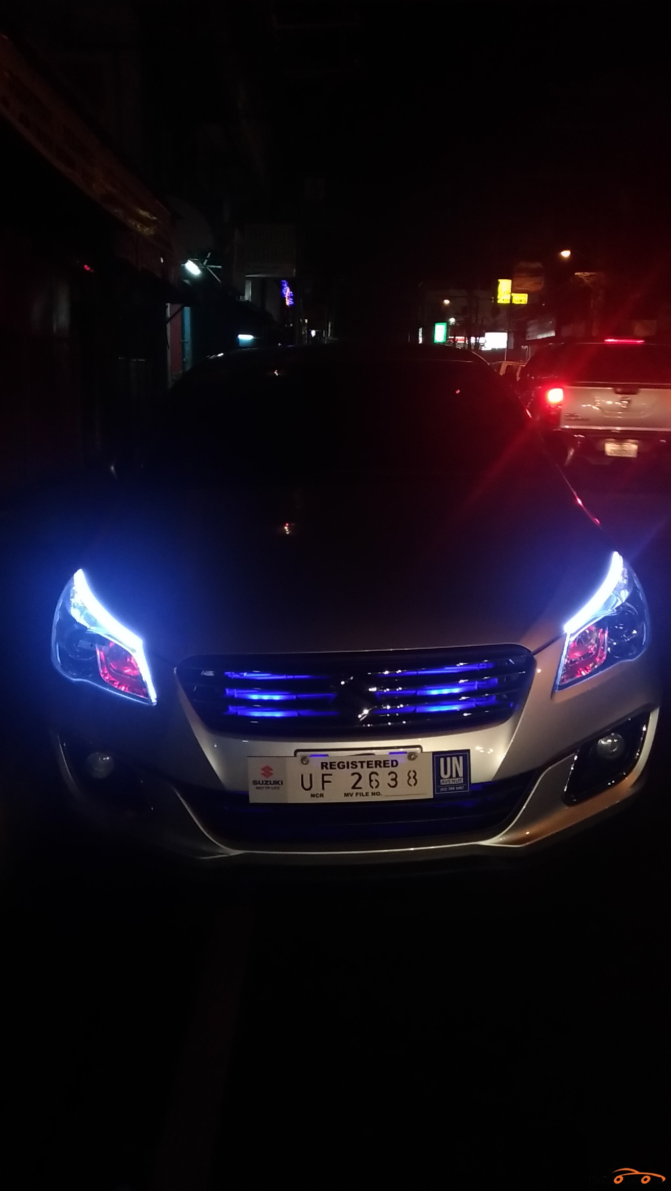 Suzuki Ciaz 2017 - 2