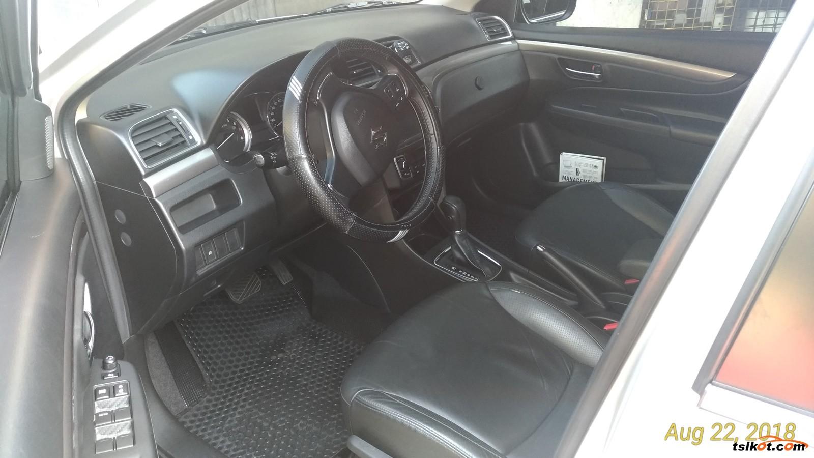 Suzuki Ciaz 2017 - 3