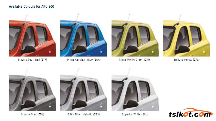 Suzuki Alto 2018 - 2