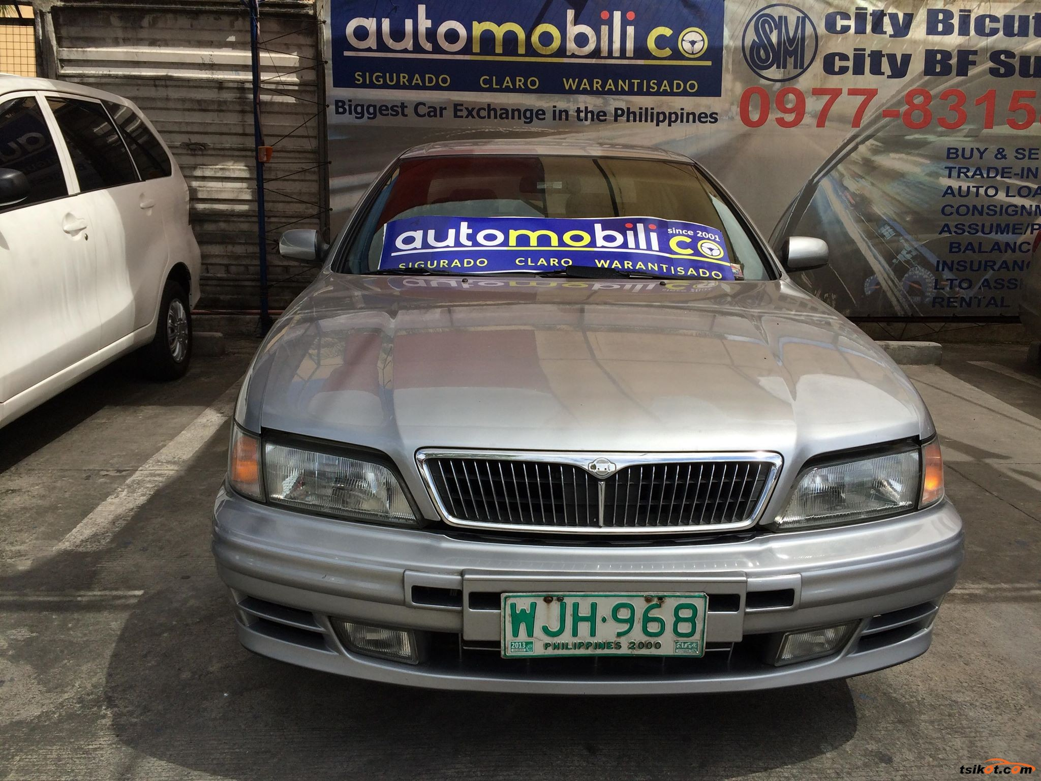 ec75aa46e8 Nissan Cefiro 2001 - Car for Sale Metro Manila