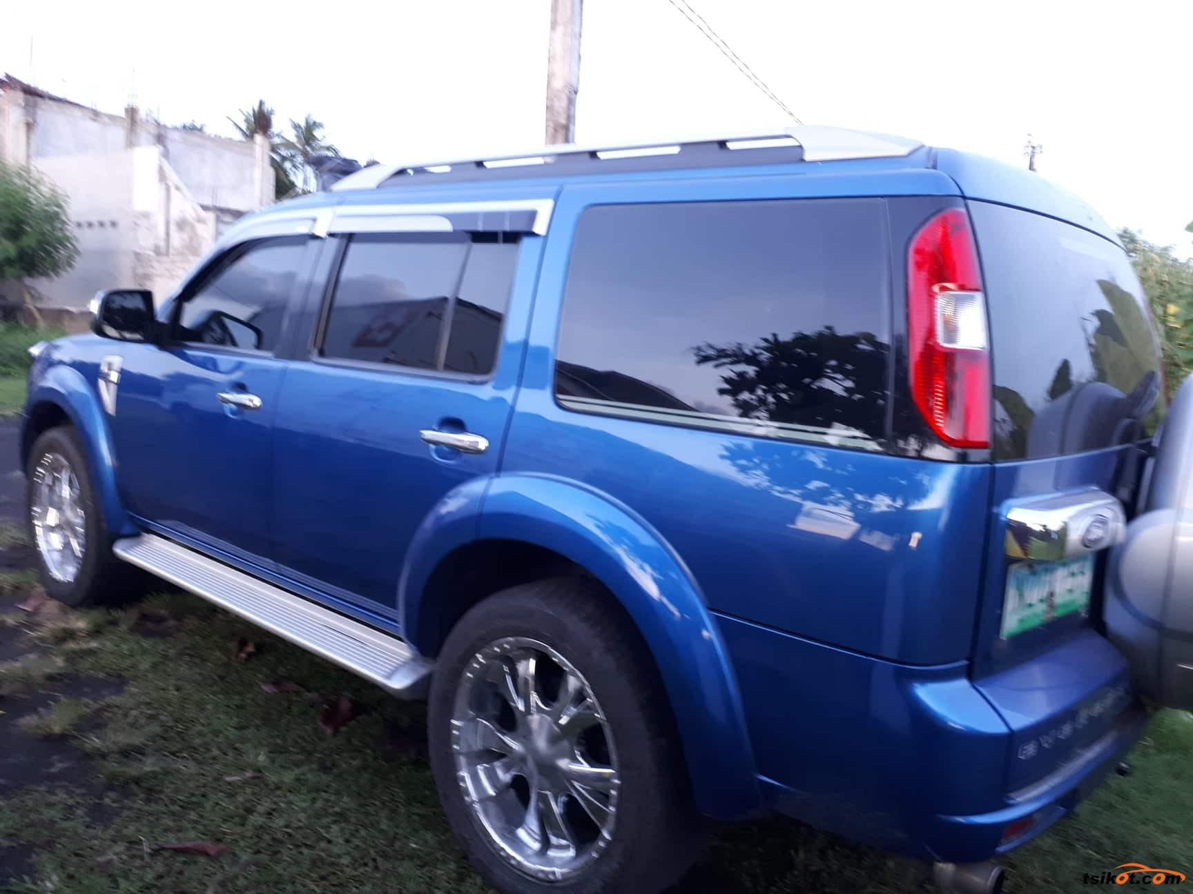 Ford Everest 2009 - 8