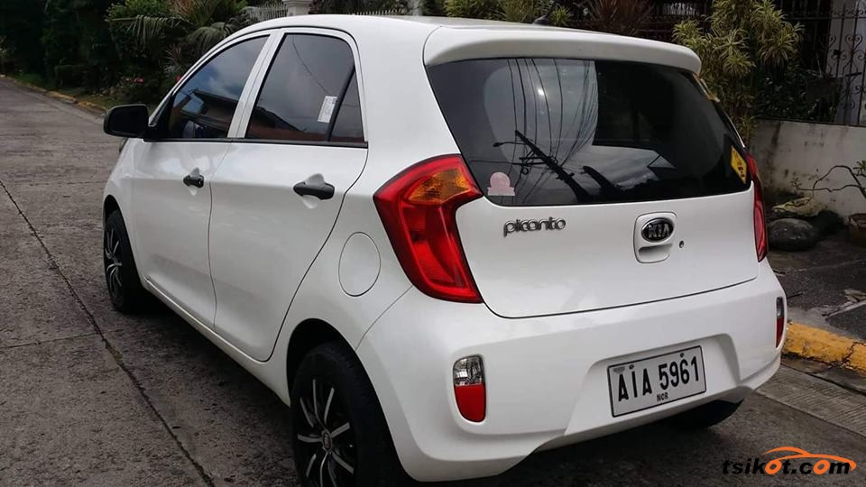 Kia Picanto 2015 - 5