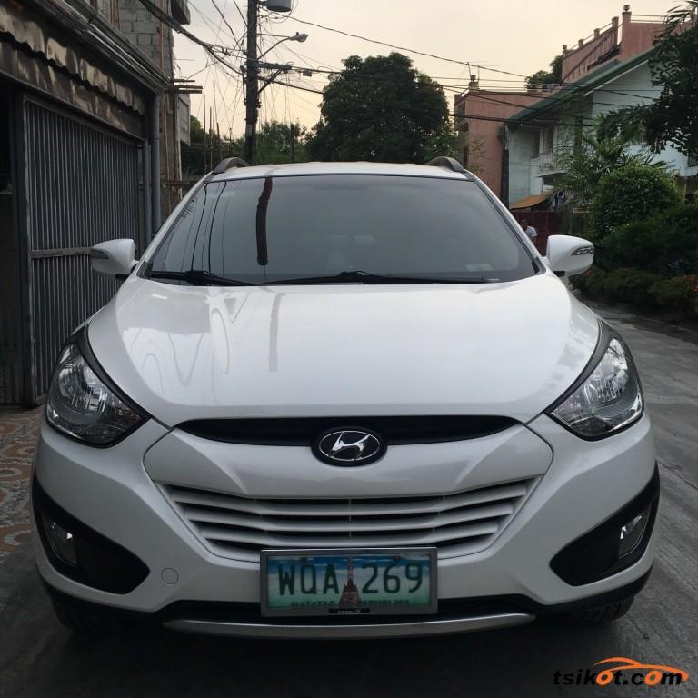 Hyundai Tucson 2013 - 1