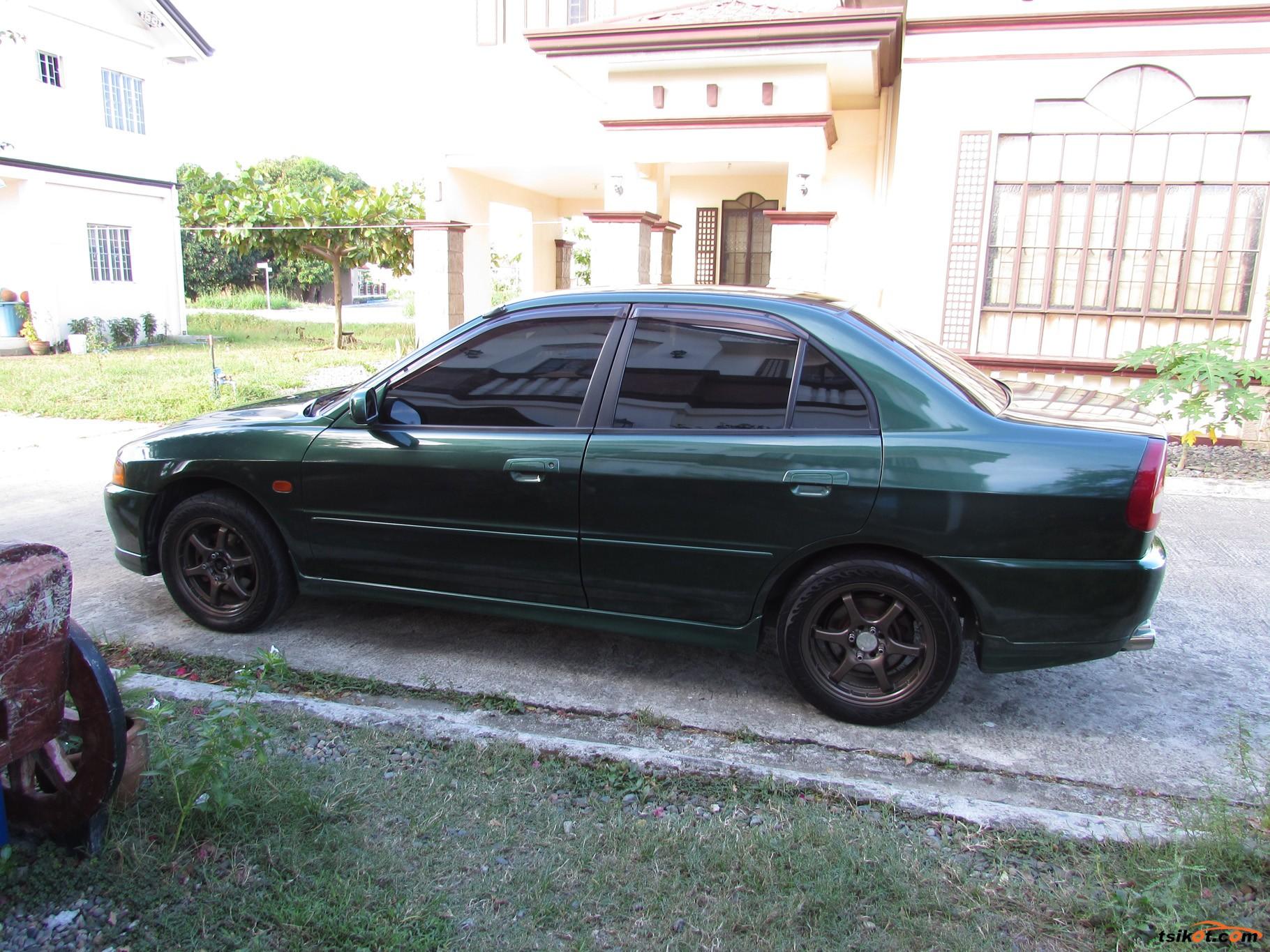 Mitsubishi Lancer 1998 - 3