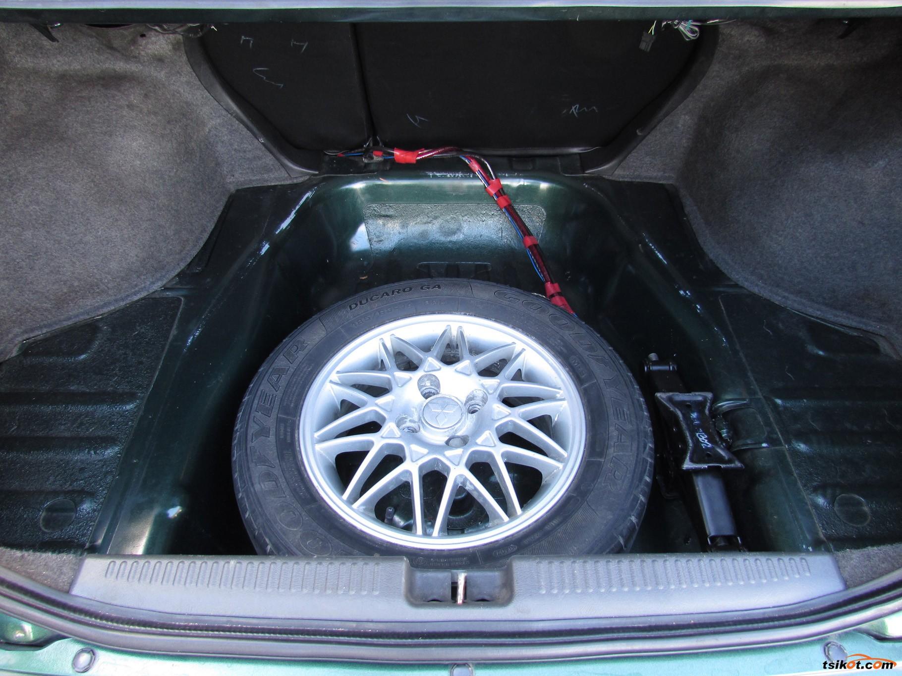 Mitsubishi Lancer 1998 - 9