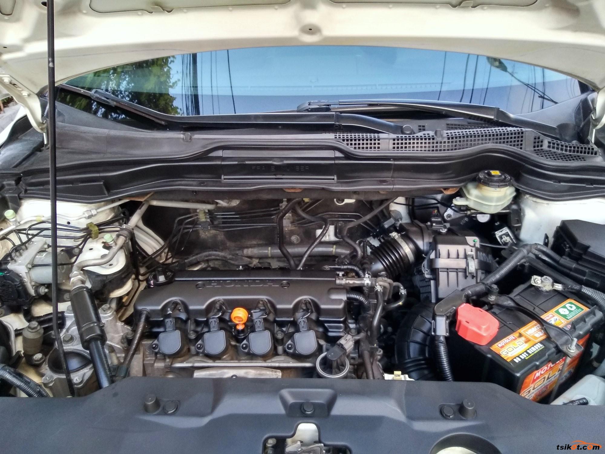Honda Cr-V 2010 - 10