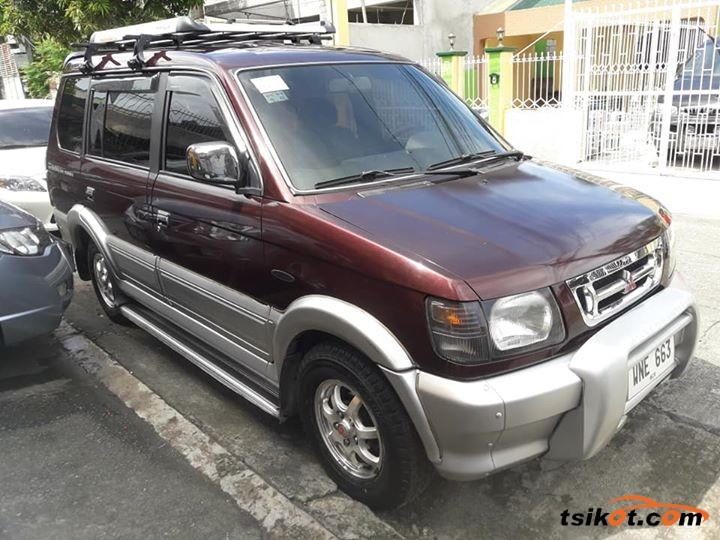 Mitsubishi Adventure 2000 - 4