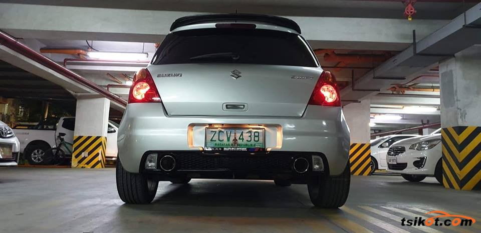 Suzuki Swift 2006 - 4