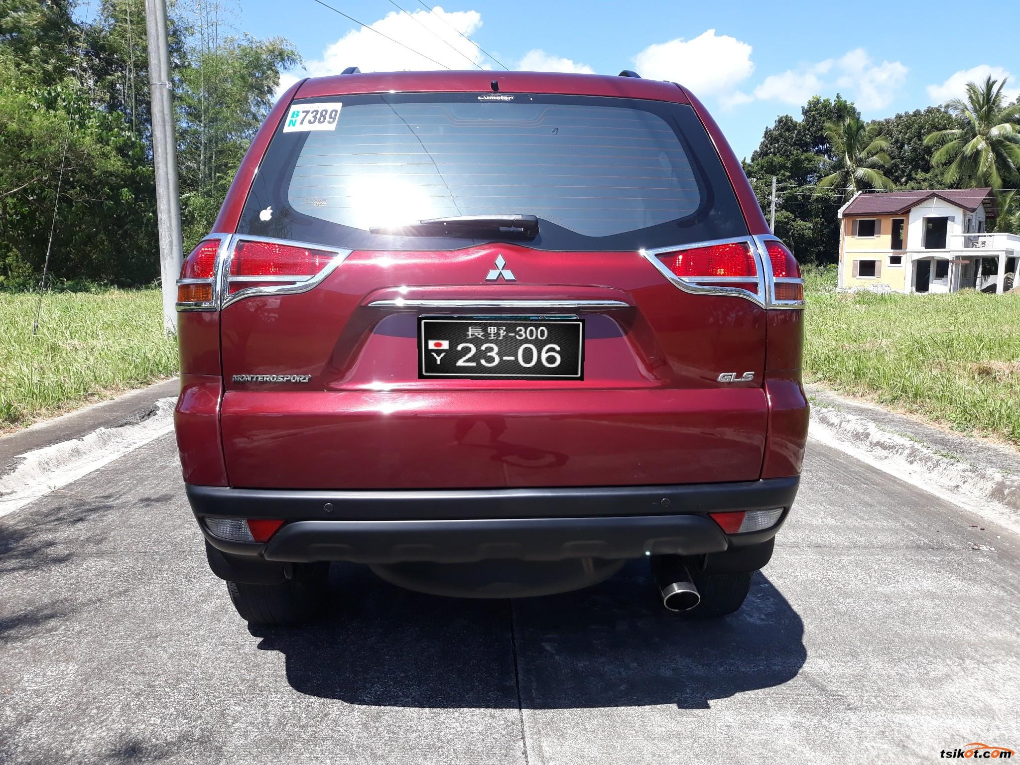 Mitsubishi Montero 2011 - 7