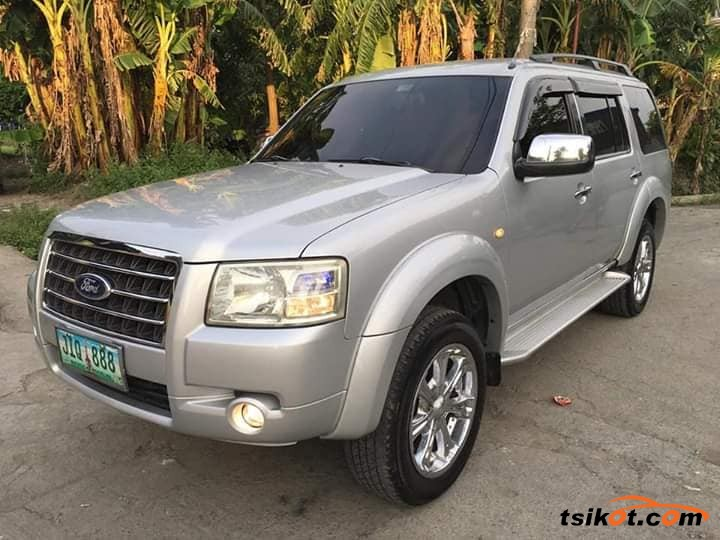 Ford Everest 2008 - 1