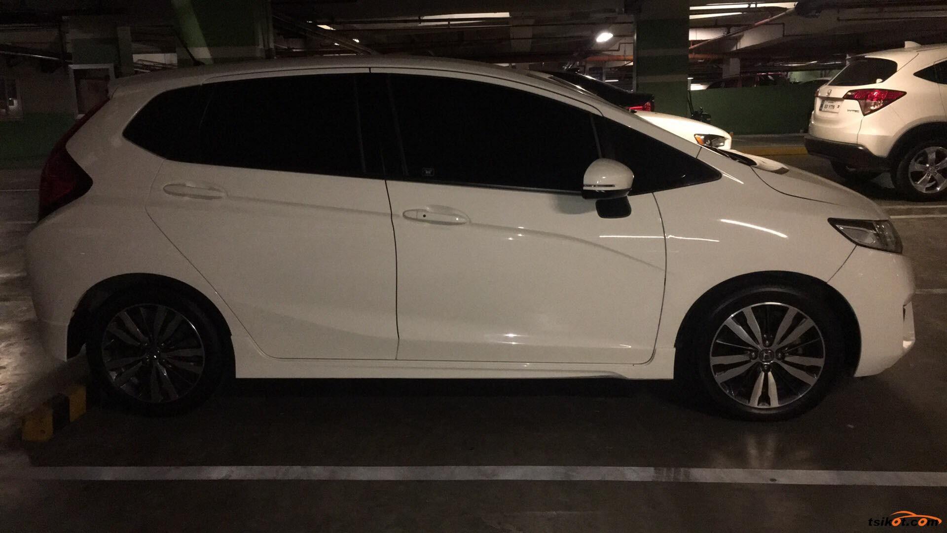 Honda Jazz 2015 - 5