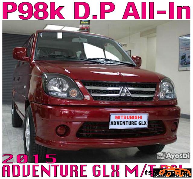 Mitsubishi Adventure 2015 - 1
