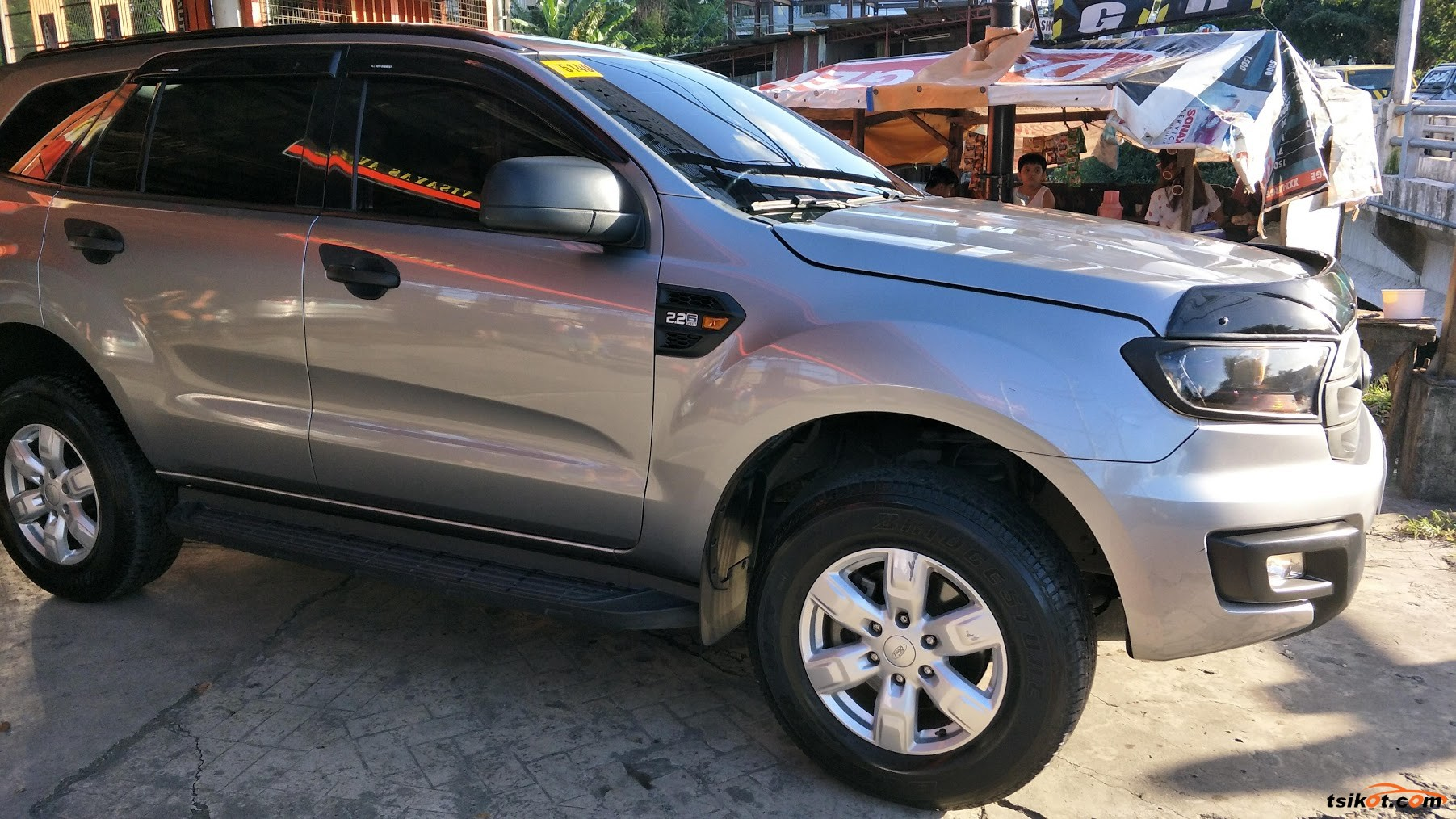 Ford Everest 2016 - 10