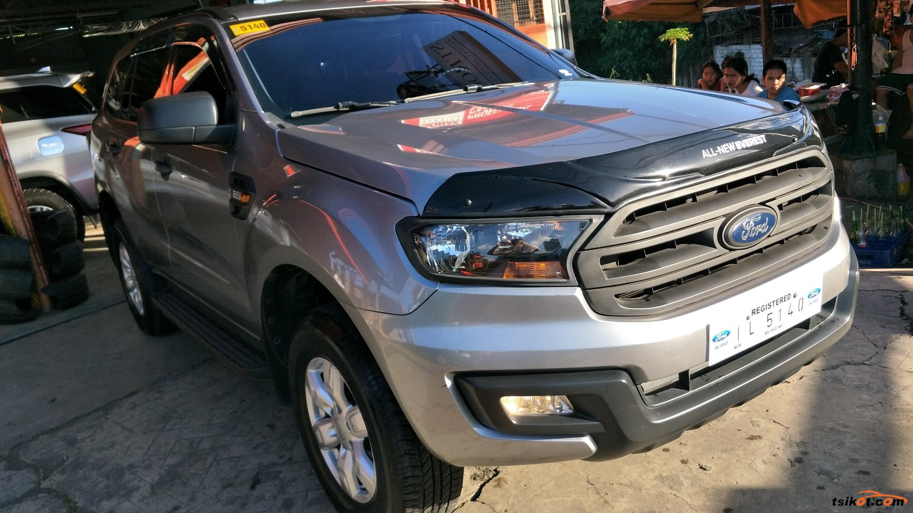 Ford Everest 2016 - 3