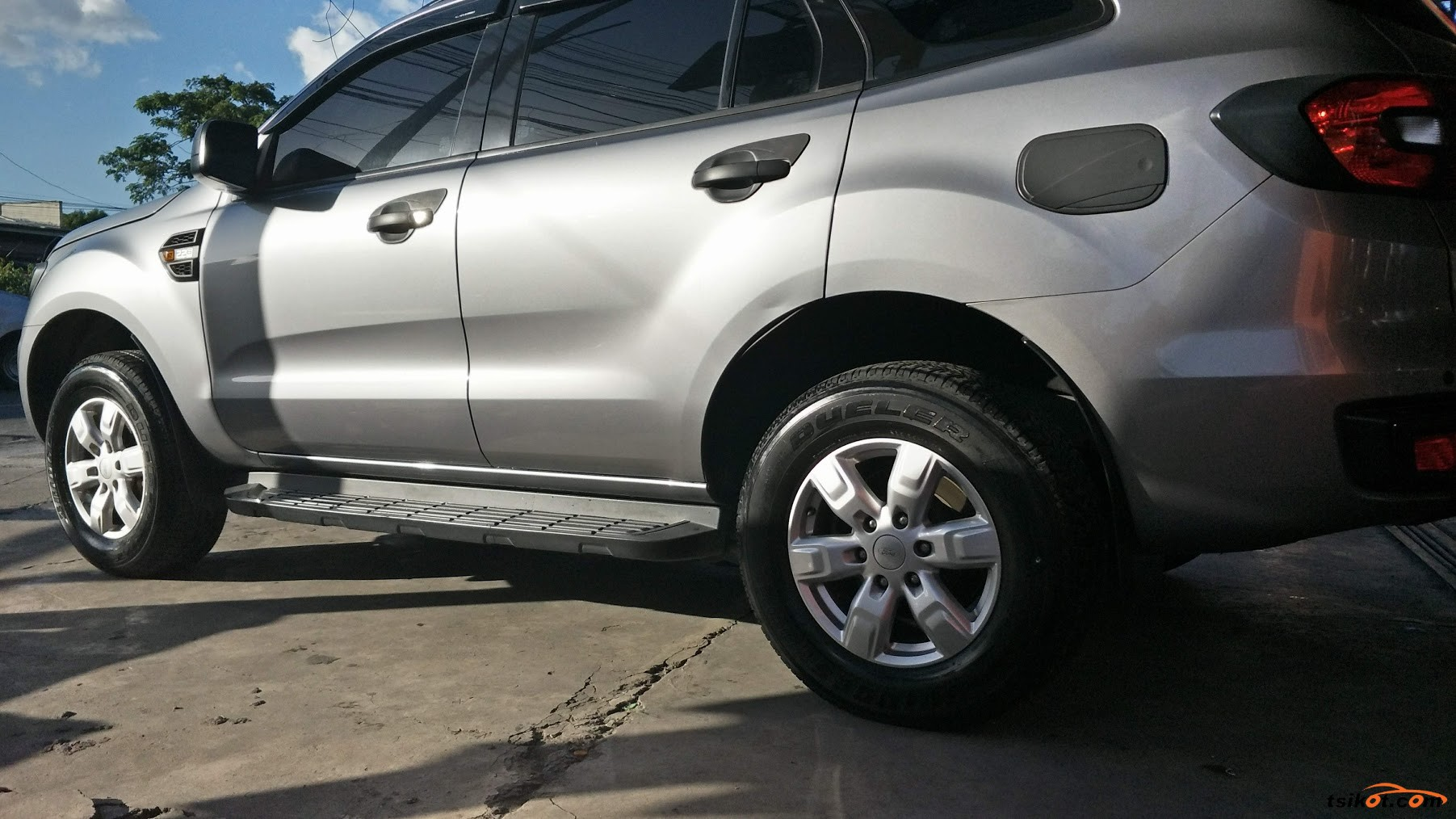 Ford Everest 2016 - 9