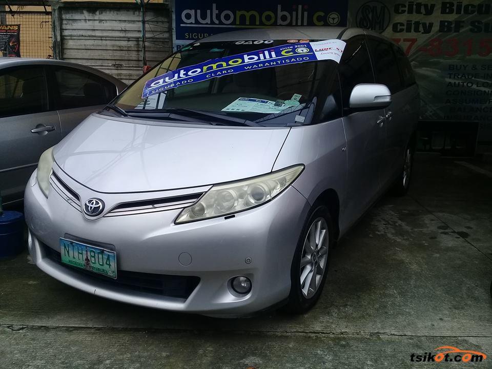 Toyota Previa 2010 - 4