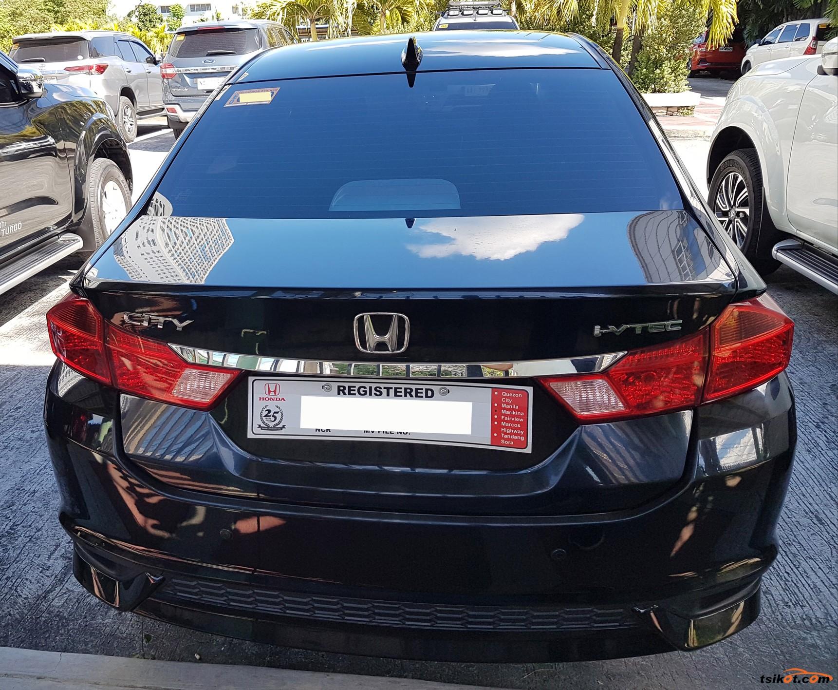 Honda City 2018 - Car for Sale Metro Manila