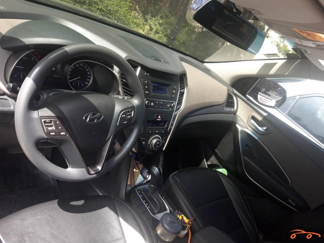 Hyundai Santa Fe 2016 - 2